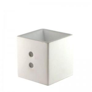 Lampa Aromaterapie Patrata Alba