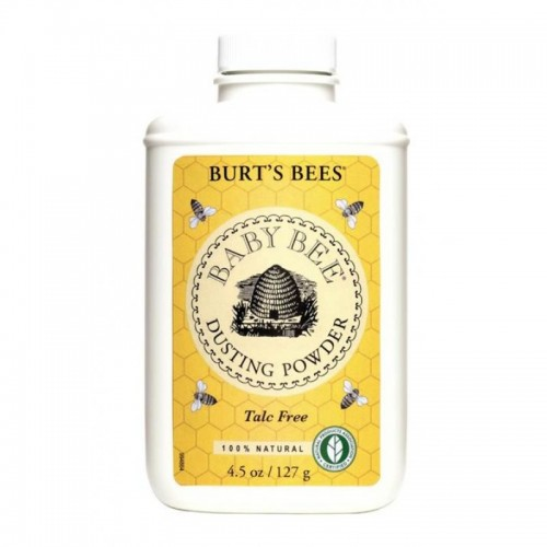 Pudra pentru bebelusi Burt's Bees Ingrijirea bebelusilor