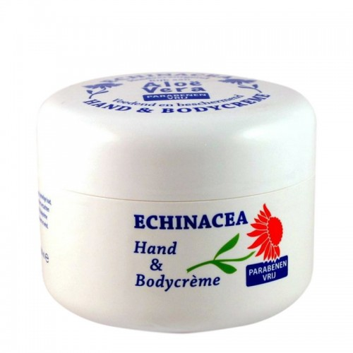Crema de corp si maini cu Echinaceea si Aloe Vera