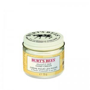 Crema de maini Burt's Bees Almond&Milk Ingrijirea mainilor