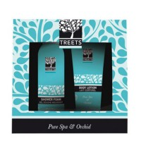 Set mare Pure SPA si extract de Orhidee