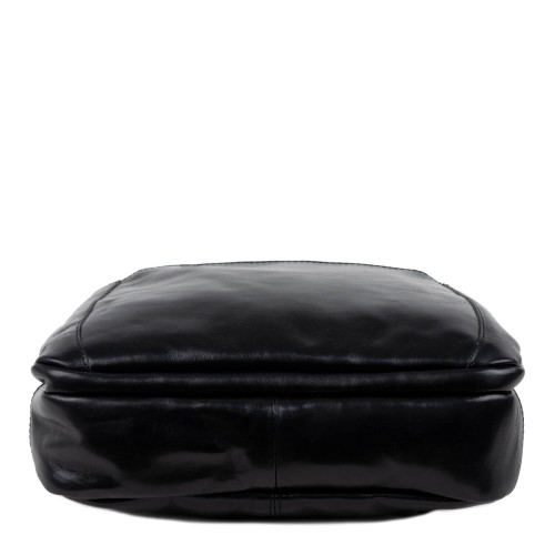 Rucsac piele neagra GB148