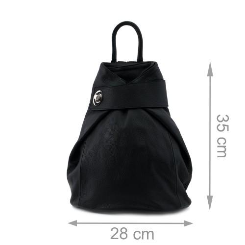 Rucsac negru GF129