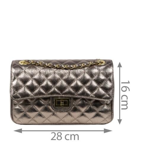 Gentuta piele bronze GF1638
