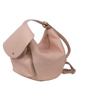 Gentuta piele roz pal tip rucsac GF1646