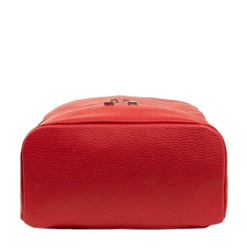 Rucsac dama piele rosie GF1825