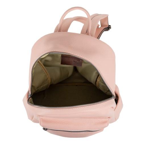 Rucsac piele roz pal GF2075