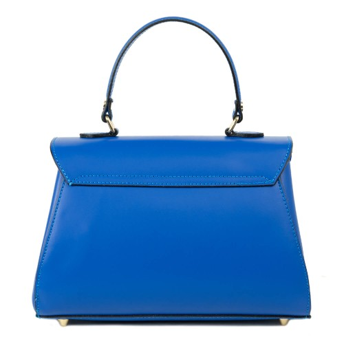 Geanta dama piele albastra GF2107