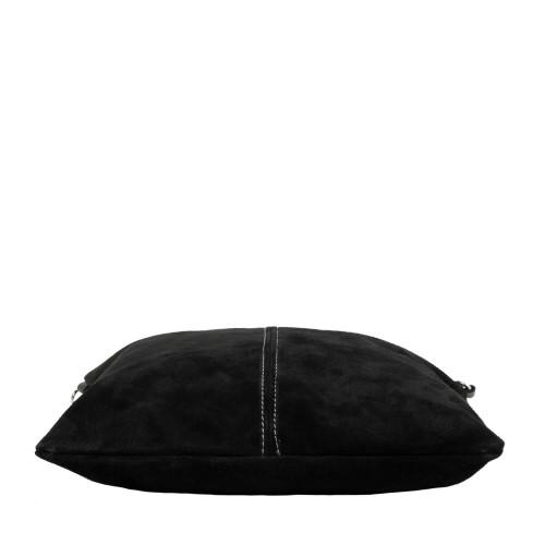 Geanta piele neagra GF2169