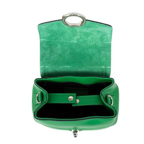 Gentuta dama piele verde GF2203