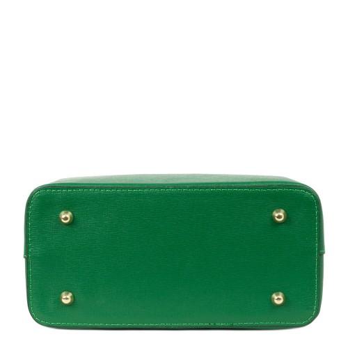 Gentuta dama piele verde GF2208