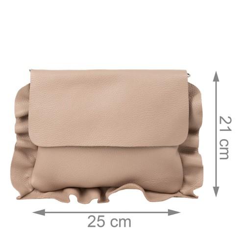 Gentuta piele roz prafuit GF2224