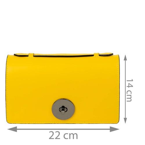 Gentuta piele galbena GF2239
