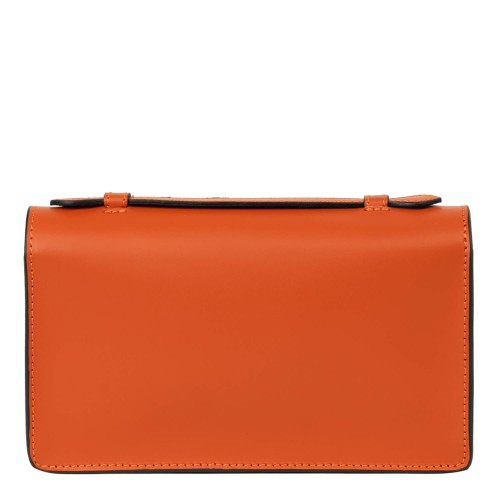 Gentuta piele oranj inchis GF2247