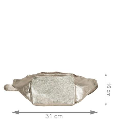 Borseta dama auriu sidefat GF2262