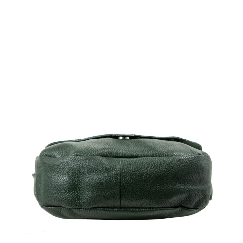 Geanta dama piele verde inchis GF2304
