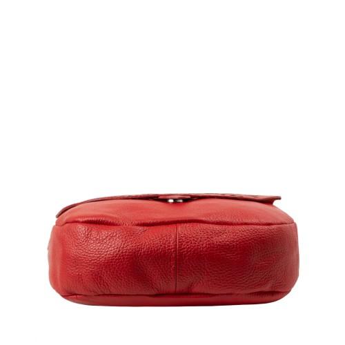 Geanta dama piele rosie GF2305
