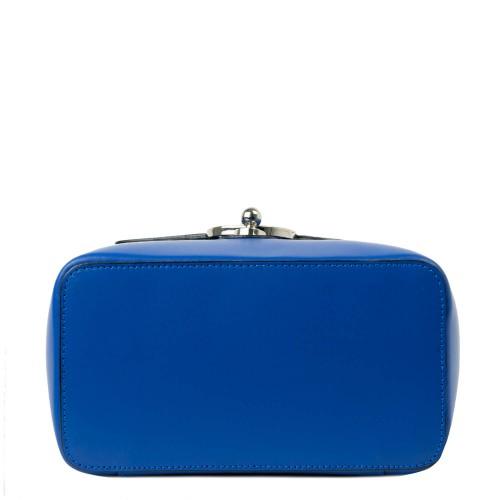 Gentuta dama piele albastra GF2326