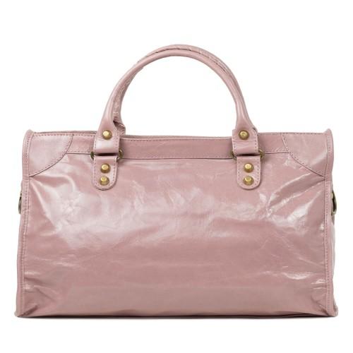 Geanta dama piele roz GF2343