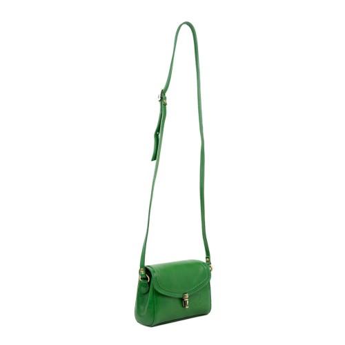 Gentuta dama piele verde GF2384