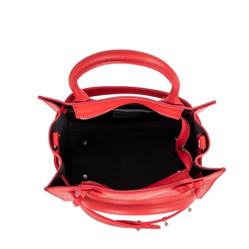 Geanta dama piele rosie GF2468