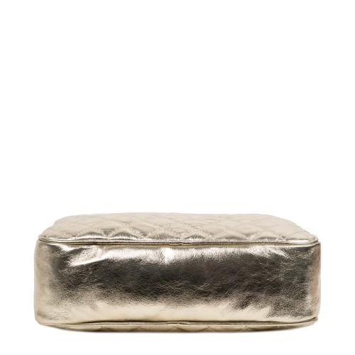 Geanta piele gold sidefat dama GF2555