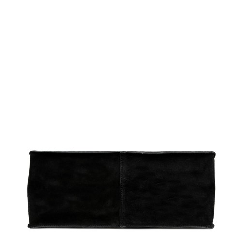 Geanta dama piele neagra GF2651