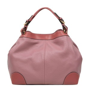 Geanta dama piele roz GF2726
