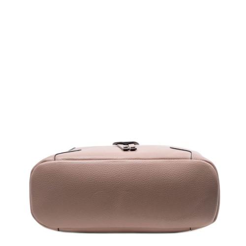 Geanta piele roz prafuit GF2825