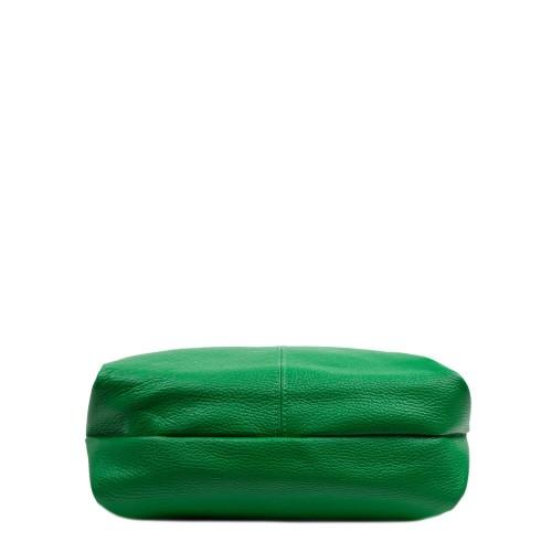 Geanta dama piele verde GF2944