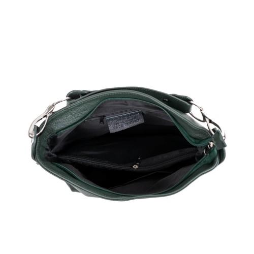 Geanta dama verde inchis GF2945