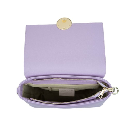 Geanta dama piele violet GF3128