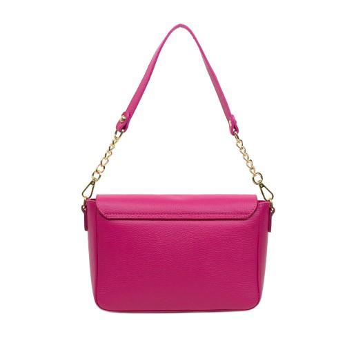 Geanta dama piele roz GF3135