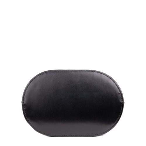 Geanta piele neagra GF329