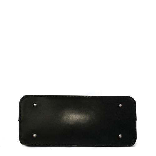 Geanta piele neagra GF356 Genti Femei