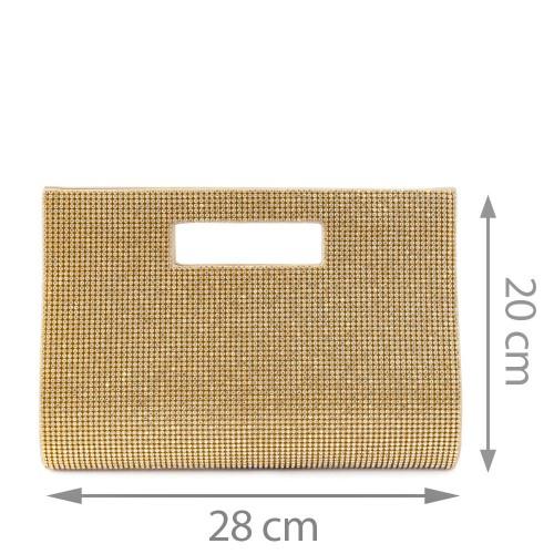 Plic  auriu  GF528 Gentute si Plicuri