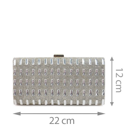 Plic silver GF534