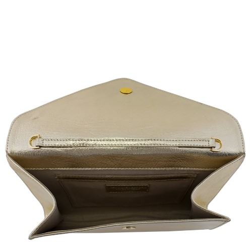 Plic piele auriu GF552