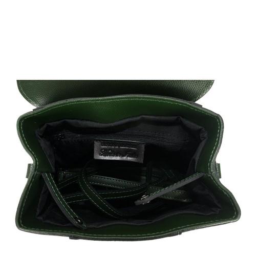 Rucsac dama verde inchis GF704