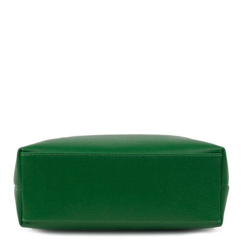 Geanta piele verde GF724 Genti Dama