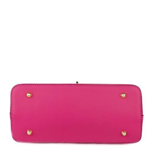 Geanta piele roz GF776- Genti femei