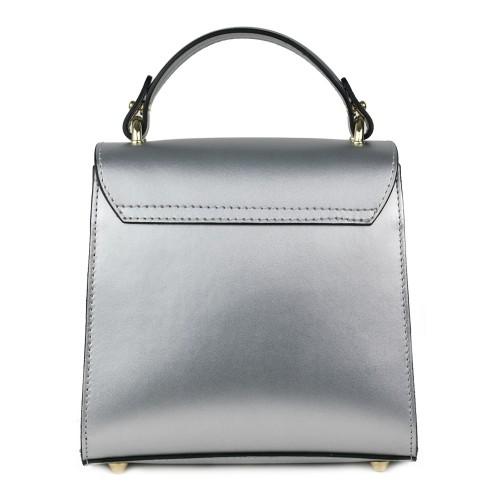 Gentuta piele naturala silver GF1030