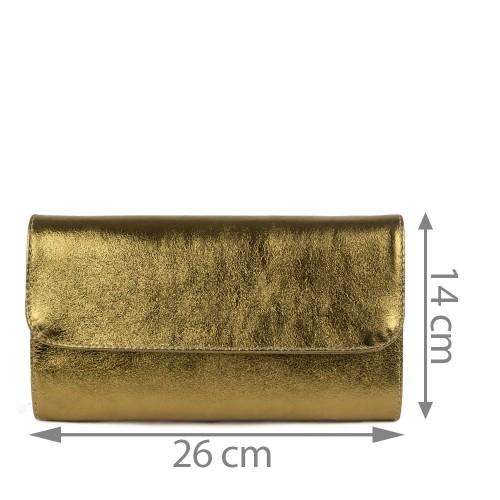 Plic piele gold sidefat GF1164