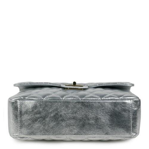 Gentuta piele argintie GF1187