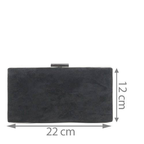 Plic din catifea neagra GF1245