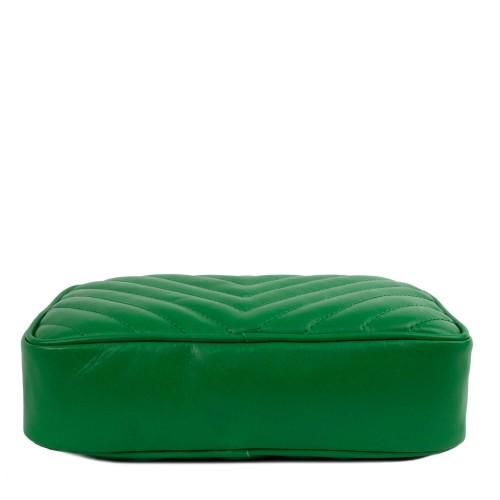 Gentuta dama piele verde GF1559