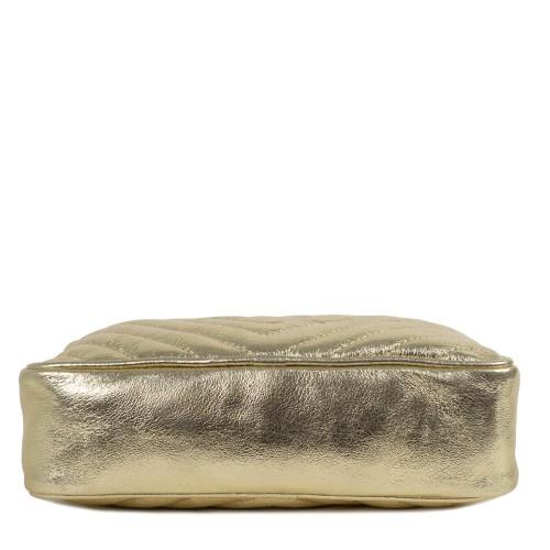 Gentuta dama piele gold GF1560