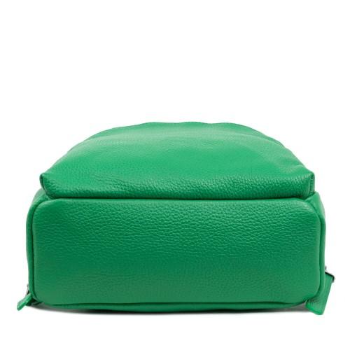 Rucsac dama piele verde GF1823