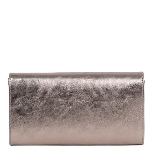 Plic piele bronze sidefat GF1867