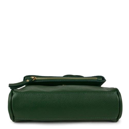 Gentuta piele verde inchis GF887